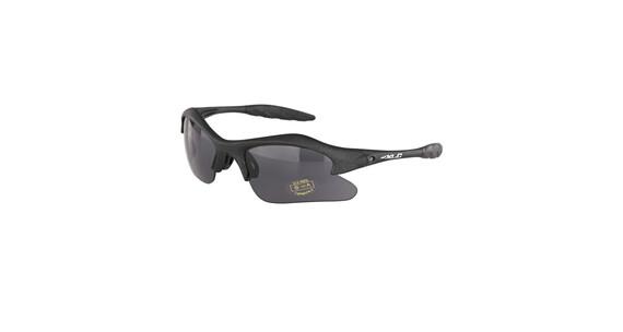 XLC Seychellen SG-C01 Sonnenbrille mattschwarz/rauch